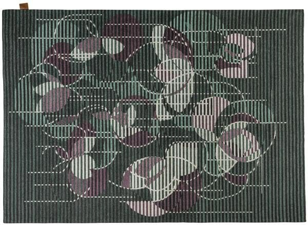 karpet Denize - 160 x 230 cm - 100% polyester chenille Coco Maison CARPET Lowik Wonen & Slapen