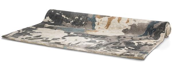 karpet Denize - 190 x 290 cm - 100% polyester chenille Coco Maison CARPET Lowik Wonen & Slapen