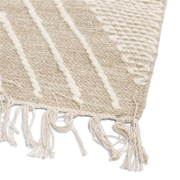 karpet Norell - 160 x 230 cm - 60% katoen + 40% wol Coco Maison CARPET Lowik Wonen & Slapen