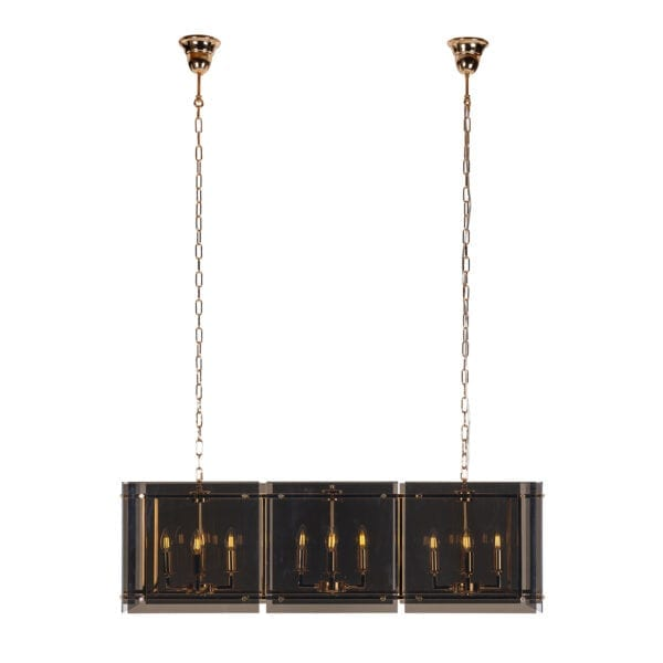 Hanglamp Cyrah (Goud) - Richmond Interiors -  - Löwik Wonen & Slapen Vriezenveen