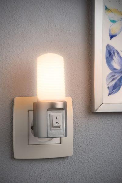 Night Light Nachtlamp Kinderkamer uit de collectie van Lucide, uitvoering:  -  -  - Modern - 22202/01/36