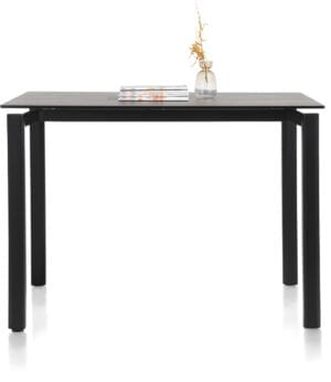 Imperial bartafel 130 x 90 cm (hoogte 92 cm) tafelblad in veiligheidsglas