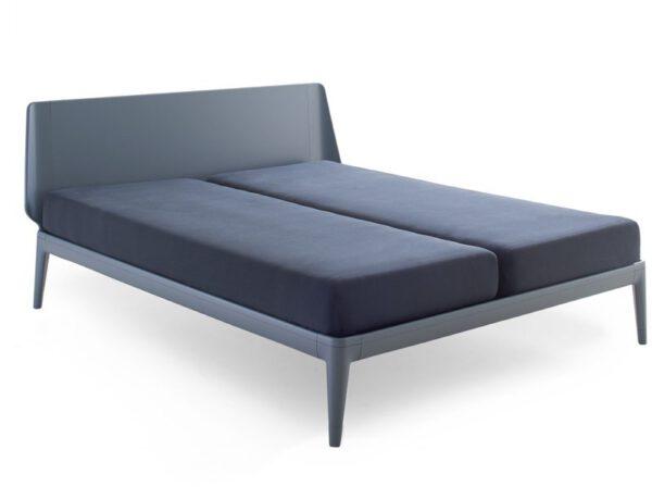 Match bed Auping, modern design ledikant geheel naar wens samen te stellen