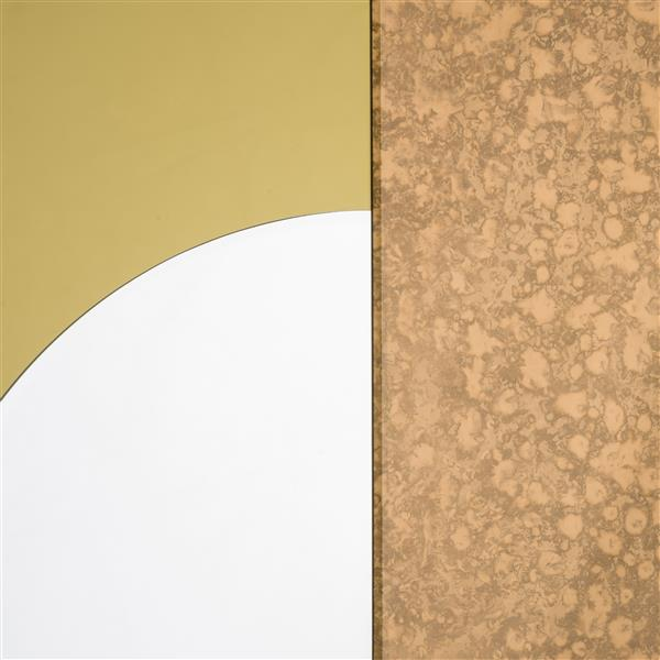 spiegel Nori - 50 x 70 cm Coco Maison MIRRORS Lowik Wonen & Slapen