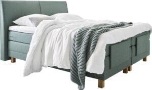 Boxspring 246 van Comfort Suite, betaalbare luxe bedden! Compleet met hoofdbord matrassen en topper