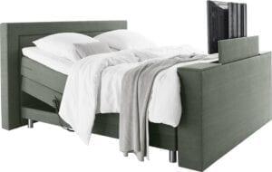 Boxspring 404 van Comfort Suite, betaalbare luxe bedden! Electrisch verstelbaar