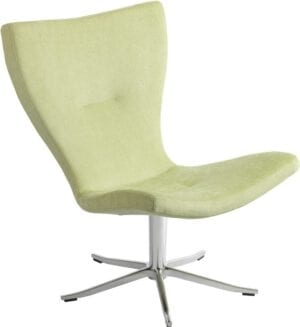Gyro fauteuil, moderne draaifauteuil uit de design collectie van Conform