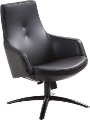 Joy fauteuil, schitterende draaifauteuil uit de stijlvolle relaxfauteuil collectie van Conform