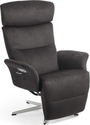 Master relaxfauteuil, moderne fauteuil uit de Conform relax collectie