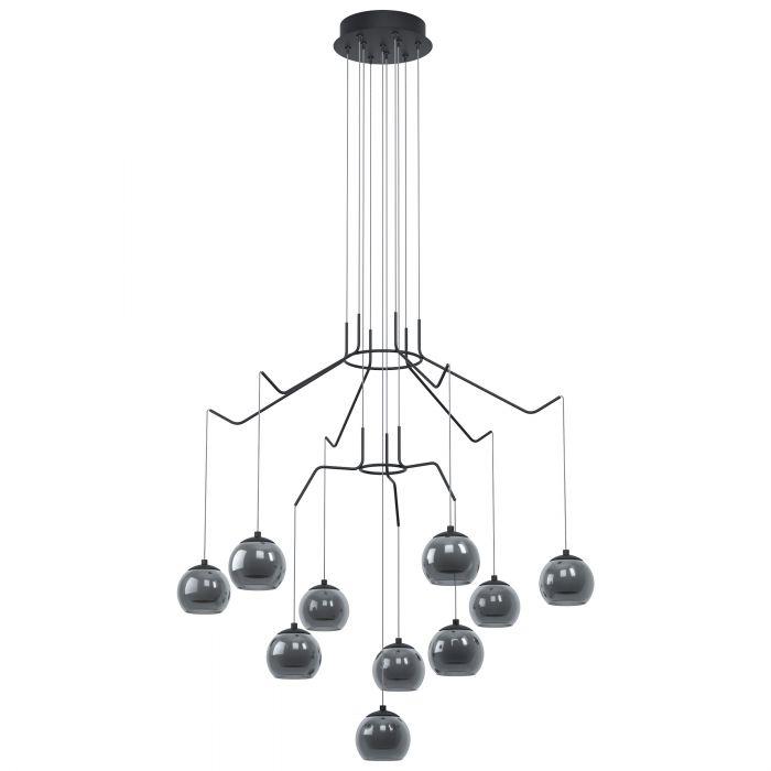 Rovigana hanglamp - zwart