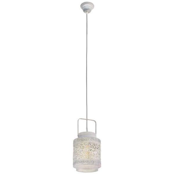 Talbot hanglamp uit de hanglampen collectie van Eglo, verlichting voor een sfeervol thuis! Schitterende lamp vervaardigd uit metaal, grijs van kleur en passend bij vele interieurstijlen. De hanglamp is voorzien van een E27 fitting. Hanglamp Talbot wordt geleverd exclusief lichtbron(nen).