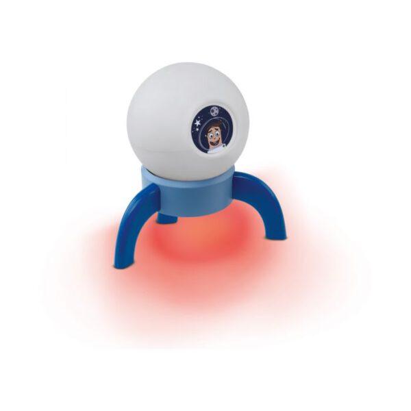 Astronova tafellamp uit de tafellampen collectie van Eglo, verlichting voor een sfeervol thuis! Schitterende lamp vervaardigd uit metaal, blauw van kleur en passend bij vele interieurstijlen. De tafellamp is voorzien van een LED fitting. Tafellamp Astronova wordt geleverd inclusief lichtbron(nen).
