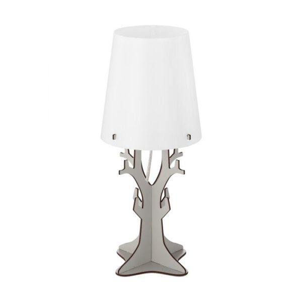 Huntsham tafellamp uit de tafellampen collectie van Eglo, verlichting voor een sfeervol thuis! Schitterende lamp vervaardigd uit hout, groen van kleur en passend bij vele interieurstijlen. De tafellamp is voorzien van een E14 fitting. Tafellamp Huntsham wordt geleverd exclusief lichtbron(nen).