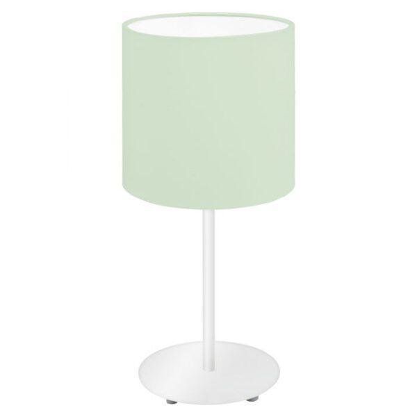 Pasteri-P tafellamp uit de tafellampen collectie van Eglo, verlichting voor een sfeervol thuis! Schitterende lamp vervaardigd uit metaal, wit van kleur en passend bij vele interieurstijlen. De tafellamp is voorzien van een E27 fitting. Tafellamp Pasteri-P wordt geleverd exclusief lichtbron(nen).