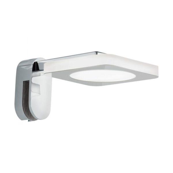 Cabus wandlamp uit de wandlampen collectie van Eglo, verlichting voor een sfeervol thuis! Schitterende lamp vervaardigd uit metaal, chroom van kleur en passend bij vele interieurstijlen. De wandlamp is voorzien van een LED fitting. Wandlamp Cabus wordt geleverd inclusief lichtbron(nen).