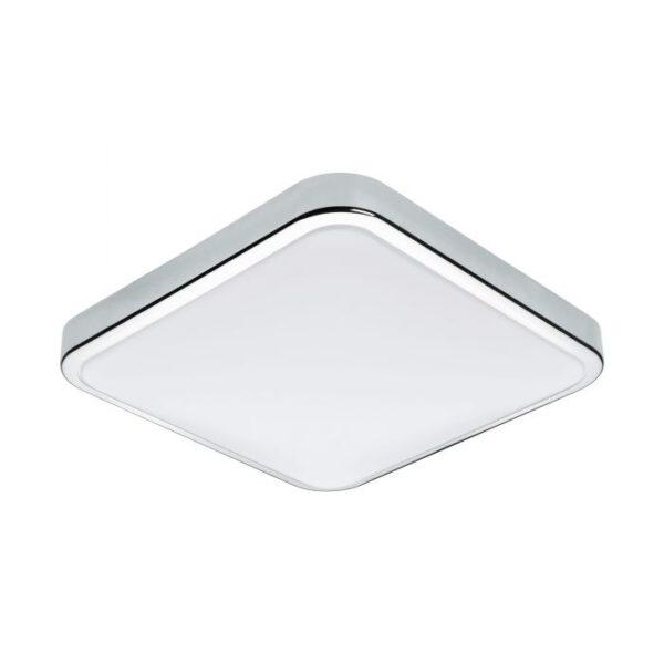 Manilva 1 wandlamp uit de wandlampen collectie van Eglo, verlichting voor een sfeervol thuis! Schitterende lamp vervaardigd uit metaal, chroom van kleur en passend bij vele interieurstijlen. De wandlamp is voorzien van een LED fitting. Wandlamp Manilva 1 wordt geleverd inclusief lichtbron(nen).