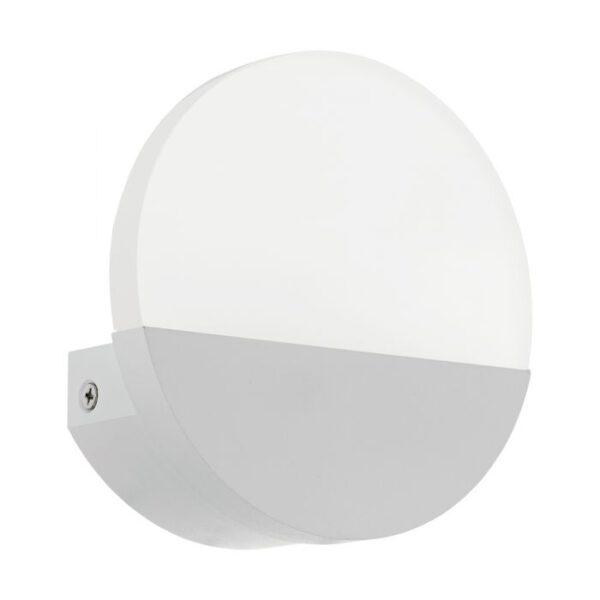 Metrass 1 wandlamp uit de wandlampen collectie van Eglo, verlichting voor een sfeervol thuis! Schitterende lamp vervaardigd uit aluminium, wit van kleur en passend bij vele interieurstijlen. De wandlamp is voorzien van een LED fitting. Wandlamp Metrass 1 wordt geleverd inclusief lichtbron(nen).