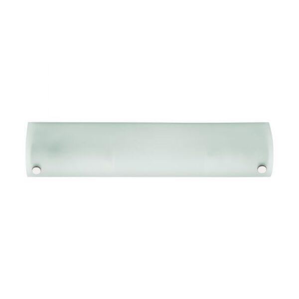 Mono wandlamp uit de wandlampen collectie van Eglo, verlichting voor een sfeervol thuis! Schitterende lamp vervaardigd uit metaal, chroom van kleur en passend bij vele interieurstijlen. De wandlamp is voorzien van een E14 fitting. Wandlamp Mono wordt geleverd exclusief lichtbron(nen).