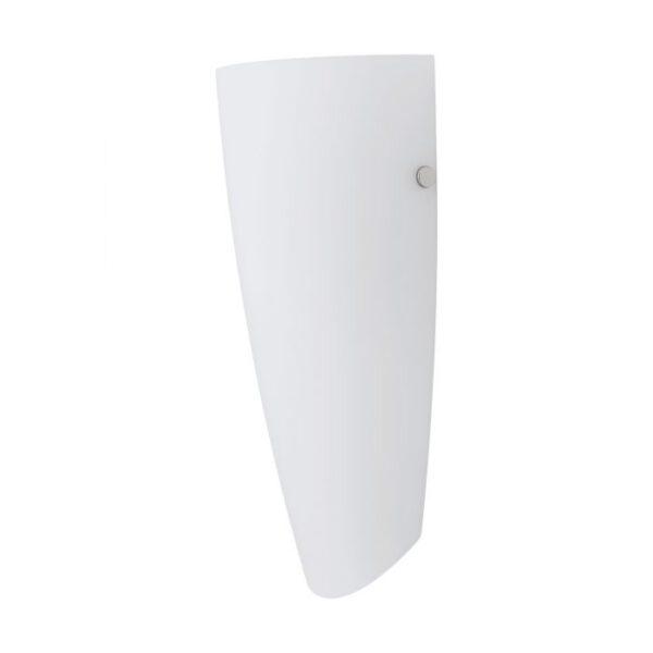Nemo wandlamp uit de wandlampen collectie van Eglo, verlichting voor een sfeervol thuis! Schitterende lamp vervaardigd uit metaal, nikkel-mat van kleur en passend bij vele interieurstijlen. De wandlamp is voorzien van een E27 fitting. Wandlamp Nemo wordt geleverd exclusief lichtbron(nen).