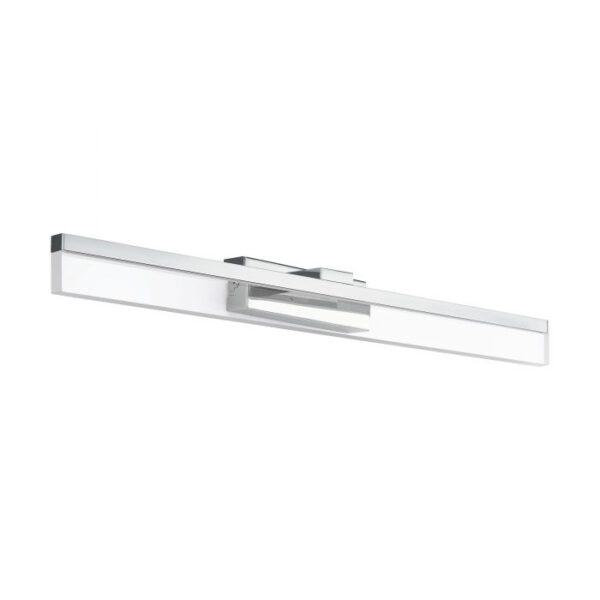Palmital wandlamp uit de wandlampen collectie van Eglo, verlichting voor een sfeervol thuis! Schitterende lamp vervaardigd uit aluminium, chroom van kleur en passend bij vele interieurstijlen. De wandlamp is voorzien van een LED fitting. Wandlamp Palmital wordt geleverd inclusief lichtbron(nen).