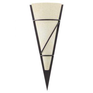Pascal 1 wandlamp uit de wandlampen collectie van Eglo, verlichting voor een sfeervol thuis! Schitterende lamp vervaardigd uit metaal, antiek-bruin van kleur en passend bij vele interieurstijlen. De wandlamp is voorzien van een E14 fitting. Wandlamp Pascal 1 wordt geleverd exclusief lichtbron(nen).