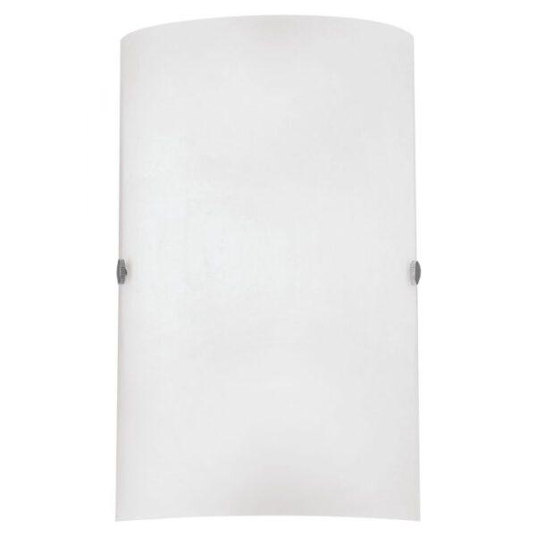 Troy 3 wandlamp uit de wandlampen collectie van Eglo, verlichting voor een sfeervol thuis! Schitterende lamp vervaardigd uit metaal, nikkel-mat van kleur en passend bij vele interieurstijlen. De wandlamp is voorzien van een E14 fitting. Wandlamp Troy 3 wordt geleverd exclusief lichtbron(nen).