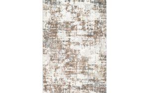 Vloerkleed Chicago 1626 van Eurogros 160x230, uitgevoerd in 55% Polyester / 45%  Polypropyleen Heatset - Gedessineerd