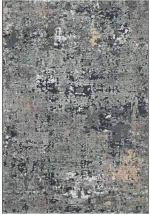Vloerkleed Chicago 3555 van Eurogros 160x230, uitgevoerd in 55% Polyester / 45%  Polypropyleen Heatset - Gedessineerd