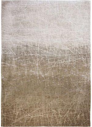 Vloerkleed Mad Men 9123 van Eurogros 170x240, uitgevoerd in 85% Katoen / 15% Polyester - Vintage
