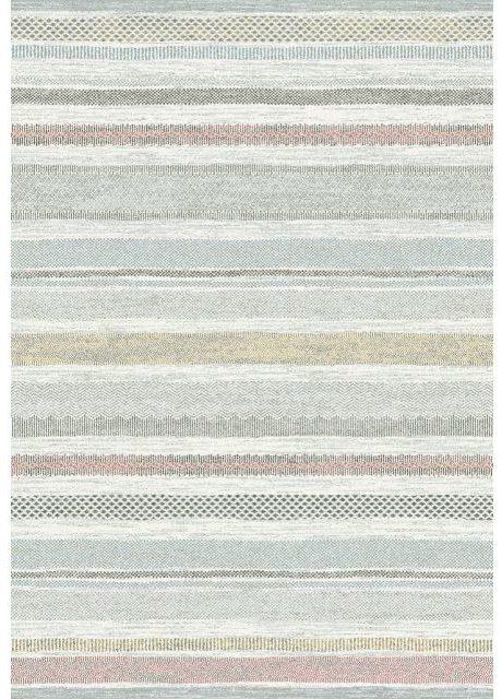 Vloerkleed Nevada 6464 van Eurogros 160x230, uitgevoerd in 100% Polyester - Gedessineerd