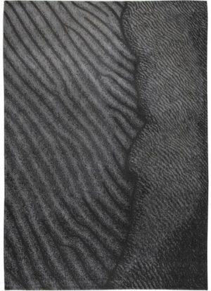 Vloerkleed Waves Shores 9136 van Eurogros 170x240, uitgevoerd in 85% Katoen / 15% Polyester - Gedessineerd