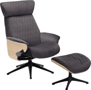 Cove fauteuil / relaxfauteuil van Flexlux by Theca