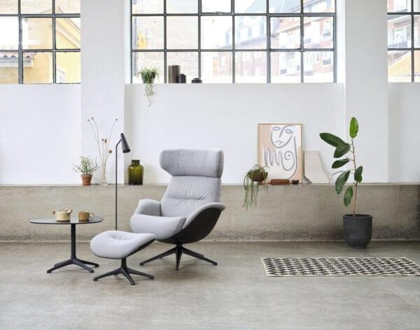 More fauteuil van Flexlux - Theca design - sfeer