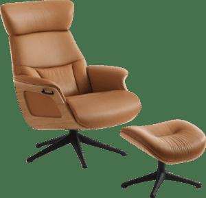 Serene fauteuil / relaxfauteuil van Flexlux by Theca