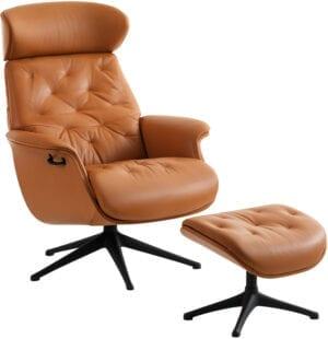 Volden fauteuil / relaxfauteuil van Flexlux by Theca