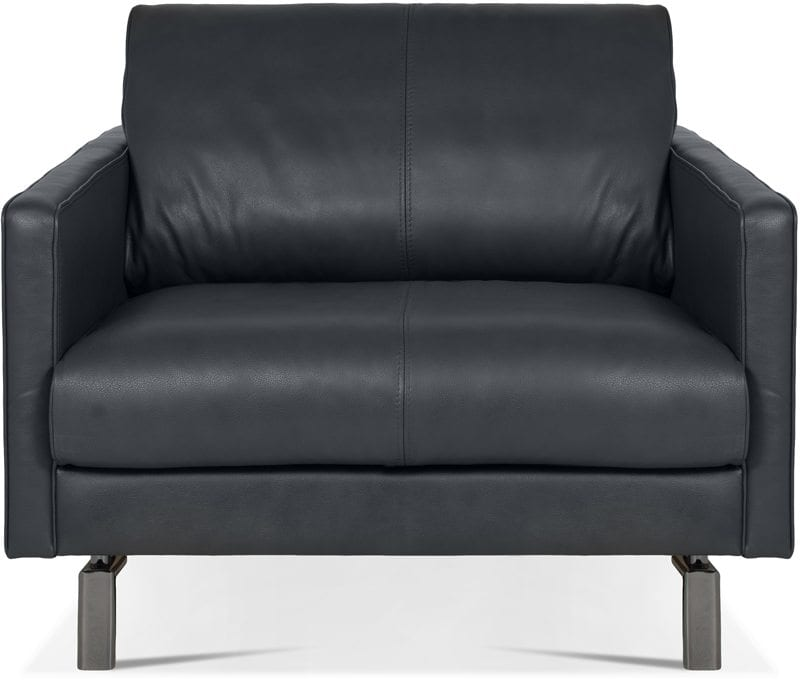 Carter Blues fauteuil