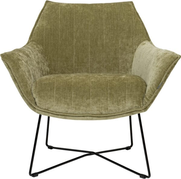 Egon fauteuil Furninova - Eros seagrass