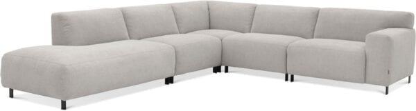 Zeus hoekbank, elementen sofa uit de Furninova banken collectie