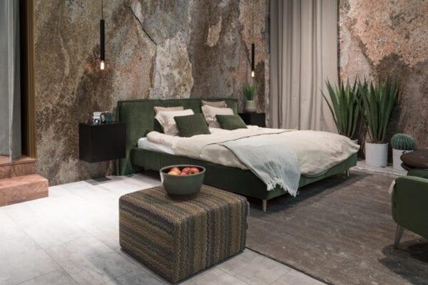Norfolk bed short cover - Furninova