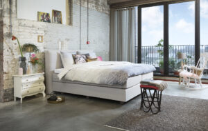 Boxspringset Ouverture met HB Adagio Boxsprings Hml Bedding Lowik Wonen & Slapen