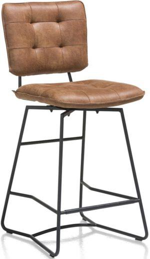 Julien barstoel, stoere barkruk uit de Henders & Hazel collectie