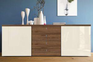 dressoir now! time 74x210cm IN.HOUSE Kasten Lowik Wonen & Slapen