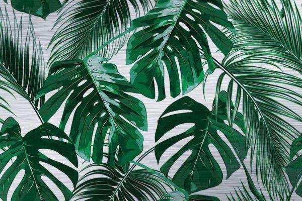 schilderij tropical palm IN.HOUSE Accessoires Lowik Wonen & Slapen