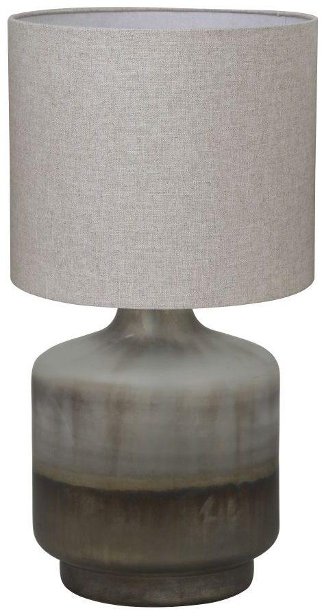 tafellamp irura zilvergrijs IN.HOUSE Accessoires Lowik Wonen & Slapen