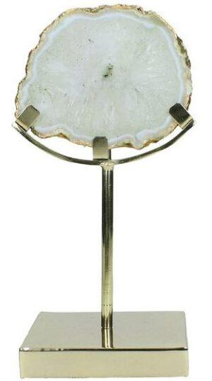 kaarsenhouder staal goud Woonaccessoire IN.HOUSE Accessoires Lowik Meubelen