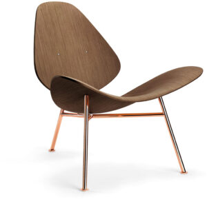 Fauteuil Kram van Infiniti - Italiaans design met karakter