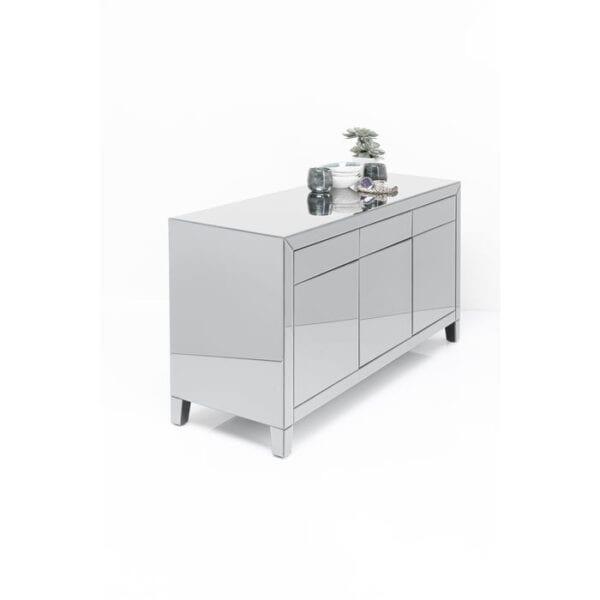Kare Design Dressoir Luxury Push Grey dressoir 85390 - Lowik Meubelen