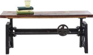 Kare Design Steamboat Econo Height-Adjustable 120x35cm eetbank 81910 - Lowik Meubelen