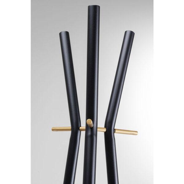Kare Design Kapstok Thesus Black kapstok 85411 - Lowik Meubelen