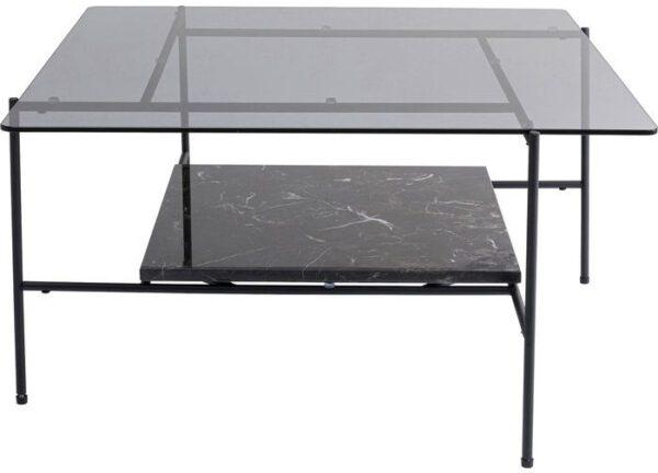Kare Design Salontafel Lux - 80x80 salontafel 85282 - Lowik Meubelen